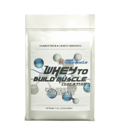 Whey to Build Muscle Colombian Espresso