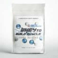Whey to Build Muscle